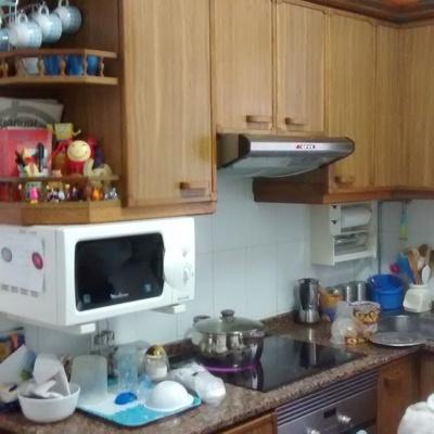 Pintar mi cocina y darle un aire m s actual a coru a a for Quiero pintar mi piso