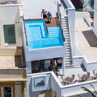 Ampliar terraza e instalar piscina santa marta g jar for Instalar piscina precios