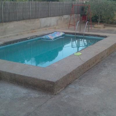 Reformar piscina borriol castell n habitissimo for Piscinas castellon