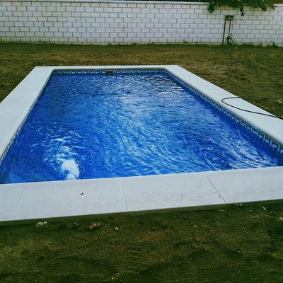 Construcci n piscina de obra 6x4 palma de mallorca for Construccion de piscinas en mallorca