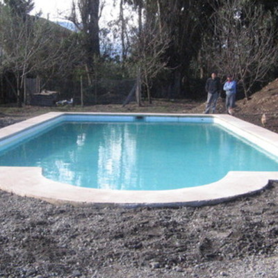 Construcci n piscina hormigon rectangular 8x4 o 10x5 con for Costo piscinas hormigon