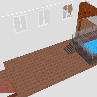 Construir piscina elevada de obra torrej n de ardoz for Piscina elevada obra