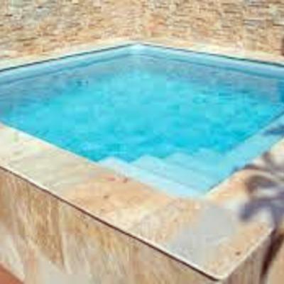 Piscina elevada obra guadalix de la sierra madrid - Precio hacer piscina ...