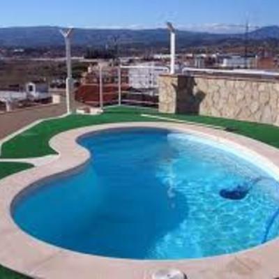Construir una piscina excellent ahora viene lo ms duro for Piscinas plastico duro
