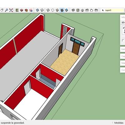 Pintar garaje ba o y peque a habitaci n barri oliveres - Precio pintar habitacion ...