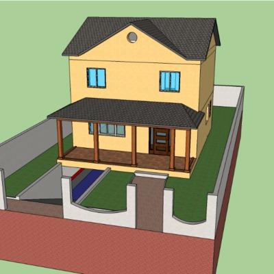 Proyecto casa unifamiliar paracuellos del jarama madrid - Proyecto casa unifamiliar ...