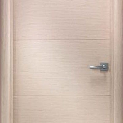 3 puertas 2 ciegas y 1 con cristal serie eco vt5 roble - Puertas de roble ...