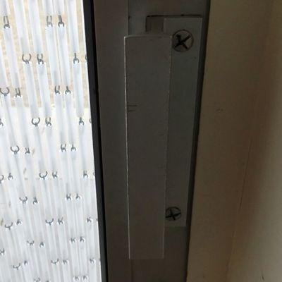 2 puertas correderas de pvc pedralba valencia for Puertas correderas valencia