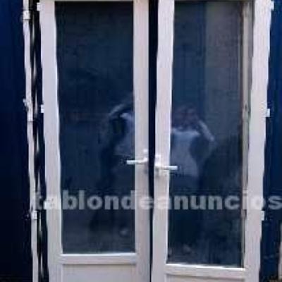 Puerta oscilobatiente climalit atascada madrid madrid for Presupuesto puerta aluminio