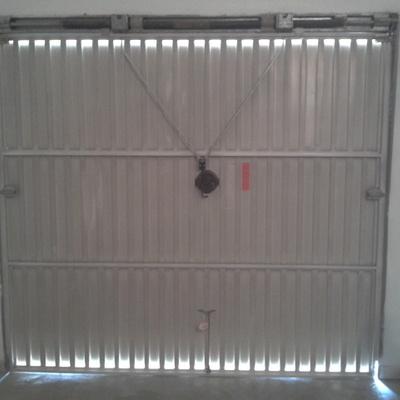 Automatizar puerta garaje pu ol valencia habitissimo - Puerta basculante garaje ...