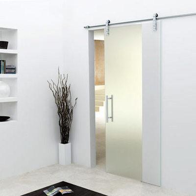 Instalar puertas correderas de cristal para sal n for Puertas correderas salon