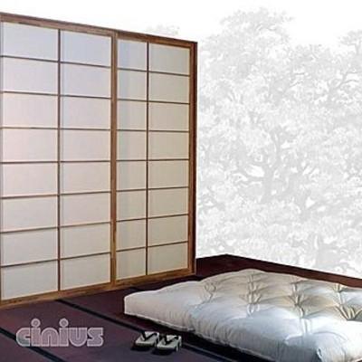 Puertas correderas estilo japones puertas correderas con for Puertas japonesas deslizantes