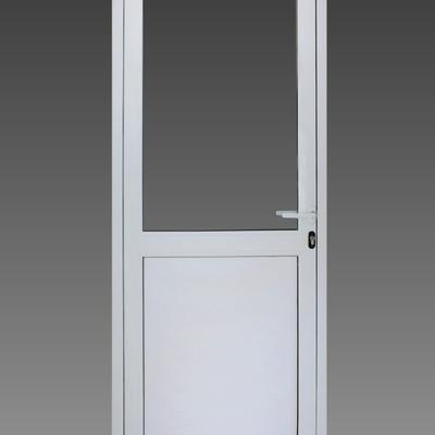 Suministrar ventanas y puertas de aluminio blanco for Ventanas de aluminio en sevilla