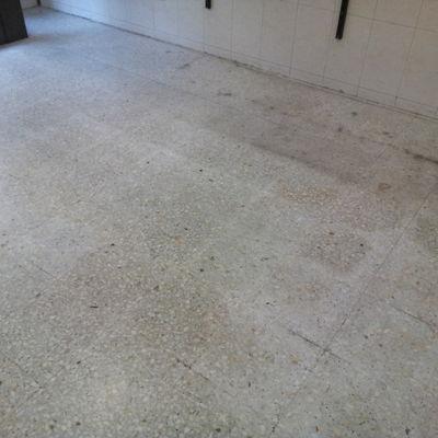 Pulir suelo de terrazo viejo sabadell barcelona - Pulir terrazo manualmente ...