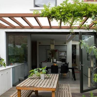 Reformar casa adosada con patio interior sabadell for Piani di casa patio gratuito