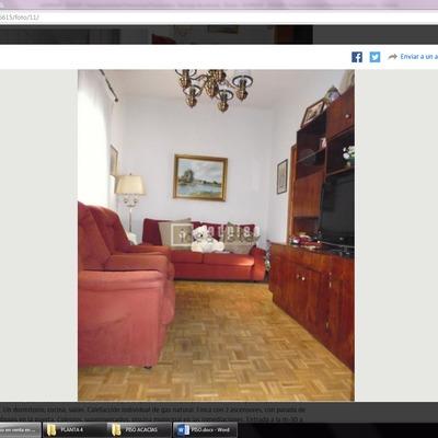 Reforma integral casa 41 metros cuadrados arganzuela for Precio reforma integral casa