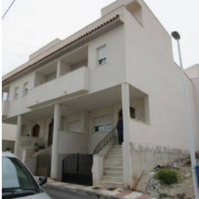 Pintar fachada exterior el llano don antonio carboneras for Presupuesto pintar fachada chalet