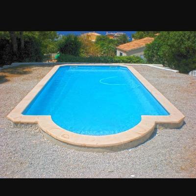 Piscina obra 8x4 can barri bigues i riells barcelona habitissimo - Costo piscina 8x4 ...