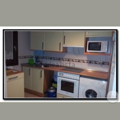 Frentes de cocina y encimera en biescas huesca centro for Muebles de cocina huesca