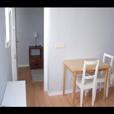 Pintura Salon Comedor Apartamento Lavapies Anton Martin Lavapies - Pintura-salon-comedor