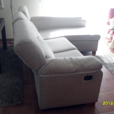 Tapizar sof chaise longue oleiros a coru a habitissimo - Presupuesto tapizar sillas ...