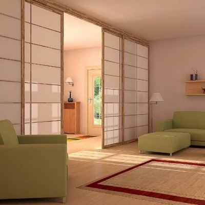 Panel shoji puertas japonesas madrid madrid for Puertas japonesas