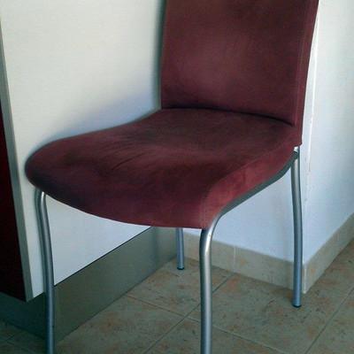 Tapizar seis sillas comedor - Valencina de la Concepción (Sevilla) |  Habitissimo