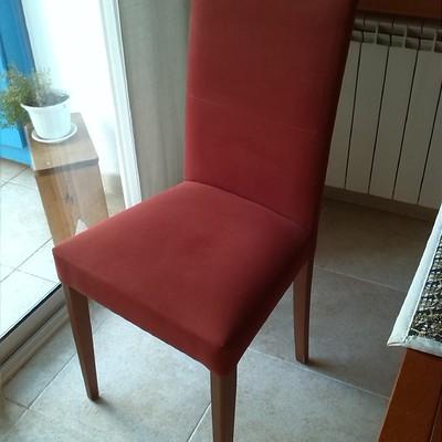 Tapizar 4 sillas badalona barcelona habitissimo - Presupuesto tapizar sillas ...