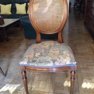 Tapizar 6 sillas de comedor chamber madrid madrid for Tapizar sillas precio