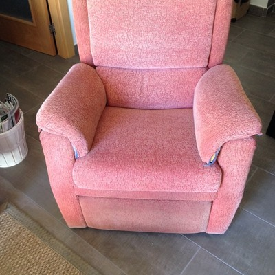 Tapicer a para sill n reclinable granollers barcelona - Tapizar sofa barcelona ...