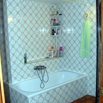 Reformar ba o de 2 5 m por 2 2 m suelo azulejos y ba era - Reformar bano sin quitar azulejos ...