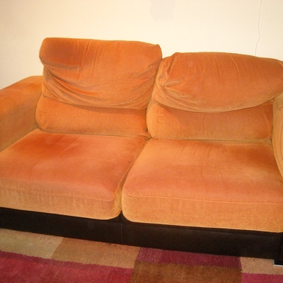 Tapizar sofa solo textilespuma respaldo santiago de - Precio tapizar sofa ...