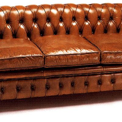 Tapizar sofa capitone piel pezuela de las torres madrid - Tapizar un sofa de piel ...