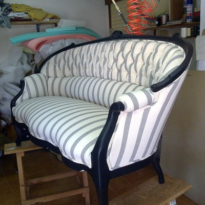 Tapizar sofa antiguo de piel barcelona barcelona - Tapizar sofa barcelona ...