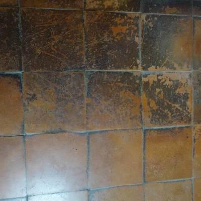 Restaurar suelo de barro cocido galapagar madrid habitissimo Suelo de barro cocido
