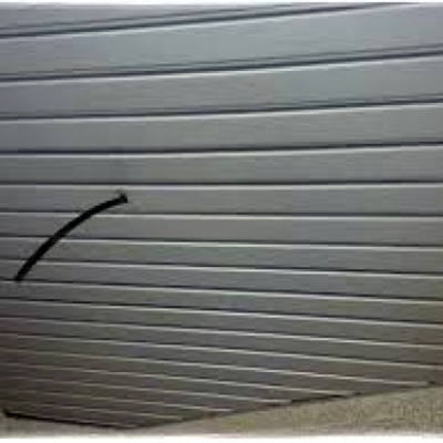 Arreglo o cambio techo de lamas de aluminio zaragoza for Lamas aluminio techo