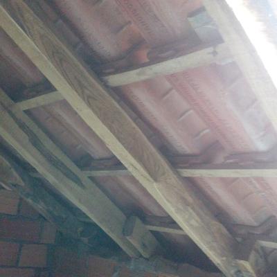 Reformar tejado de vivienda quitar todo y poner vigas for Tejados madera ourense
