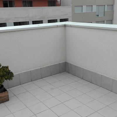 Celosía De Aluminio En Terraza De Atico San Fernando De Henares Madrid Habitissimo