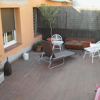 P rgola en terraza en les corts barcelona barcelona barcelona habitissimo - Precio toldos terraza barcelona ...