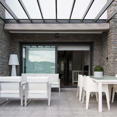 good sin imagen with decoracion terrazas atico with decorar terraza atico - Decorar Terraza Atico