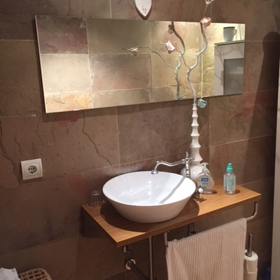 Instalar ducha en despacho palma de mallorca illes for Instalar ducha