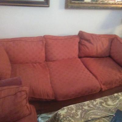 Tapizar sof y dos sillones los palacios y villafranca - Precio de tapizar un sofa ...