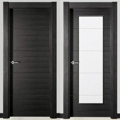 Puertas de interior de madera barcelona barcelona for Puertas de madera interiores minimalistas