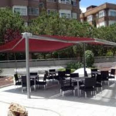 Suministrar toldo terraza particular bilbao vizcaya for Presupuesto toldo terraza