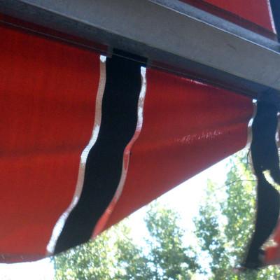 Reparar telar de un toldo de terraza pozuelo de alarc n for Reparar brazo de toldo