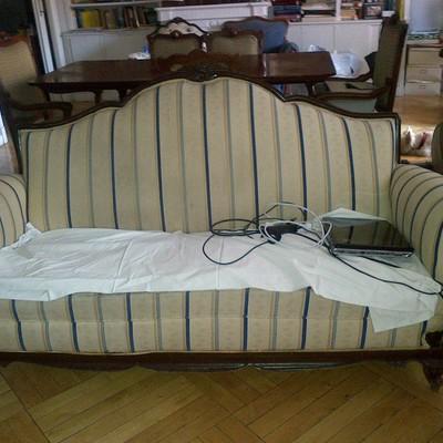Tapizar tresillos y sofas madrid madrid habitissimo for Ofertas de tresillos