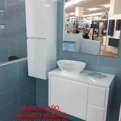 Instalacion mampara mueble ba o y otros legan s madrid for Precio m2 alicatado bano