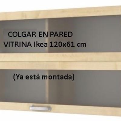 Montar muebles de cocina de ikea, y tapar agujeros en paredes ...