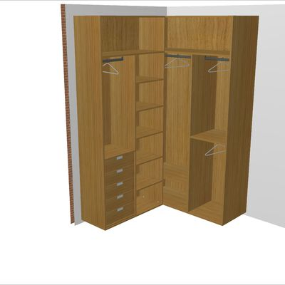 Construir armario empotrado interior illescas toledo - Construir armario empotrado ...