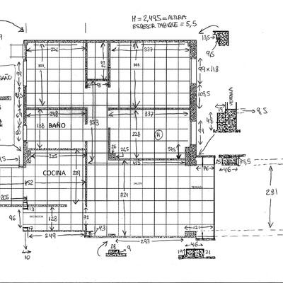 Reforma integral piso 80 m2 para 2 personas alcorc n for Precio reforma integral piso 80 metros madrid